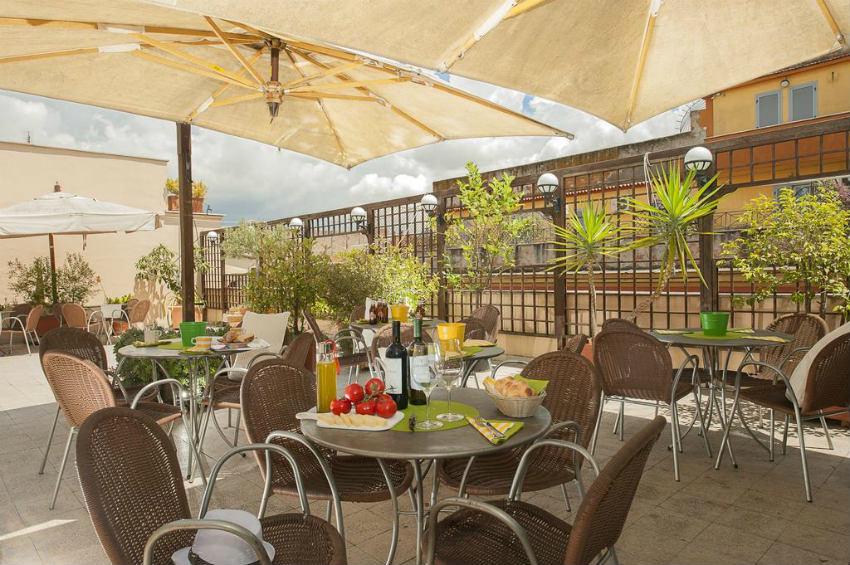 Mejores Hoteles Baratos en Roma