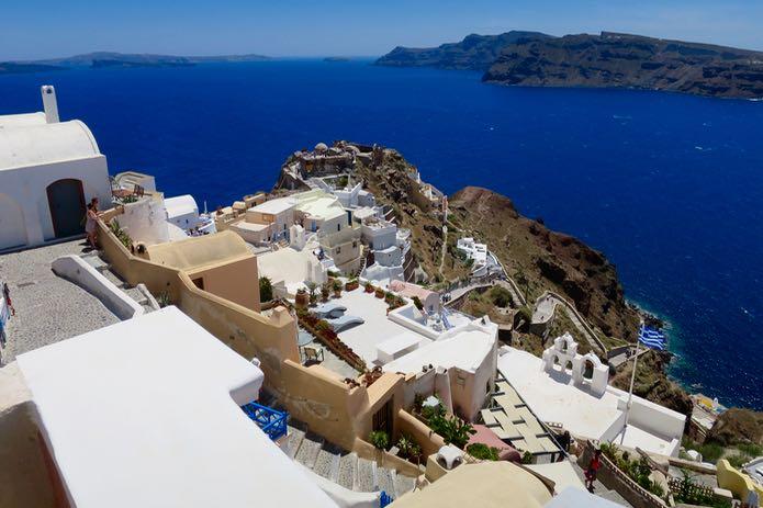 Santorini o Creta