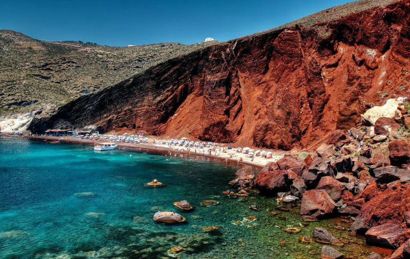 Mejores Playas de Santorini