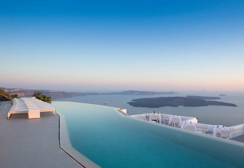 reseña grace hotel santorini