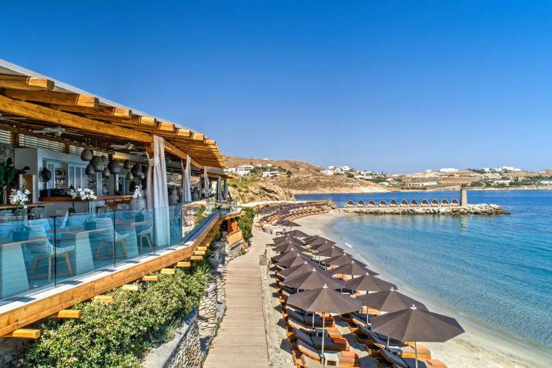 Mejores Hoteles en Mykonos