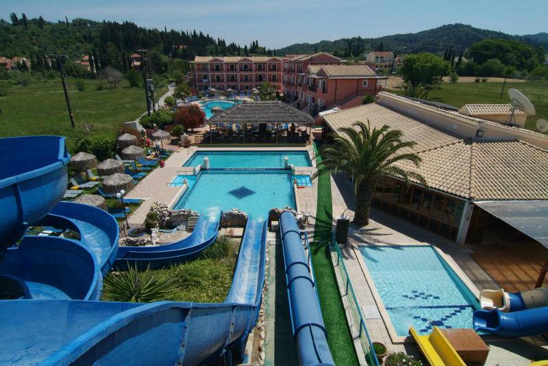 Mejores Hoteles Familiares en Corfu