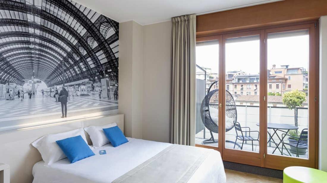 hoteles baratos milan