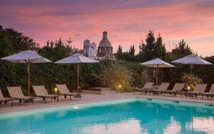 mejores hoteles en capri