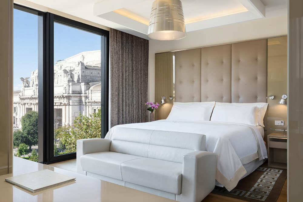 mejores hoteles en milan