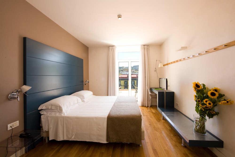 mejores hoteles en napoles