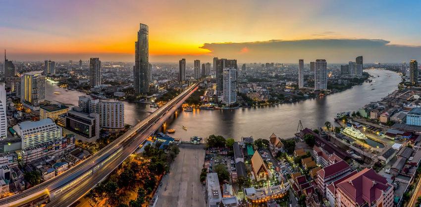 Dónde alojarse en Bangkok