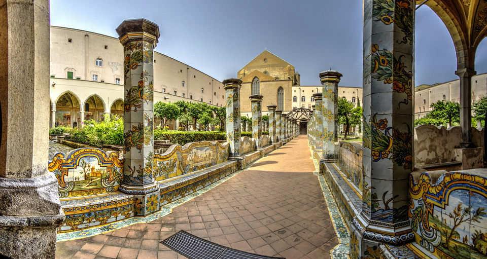 Mejores tours y actividades en Nápoles