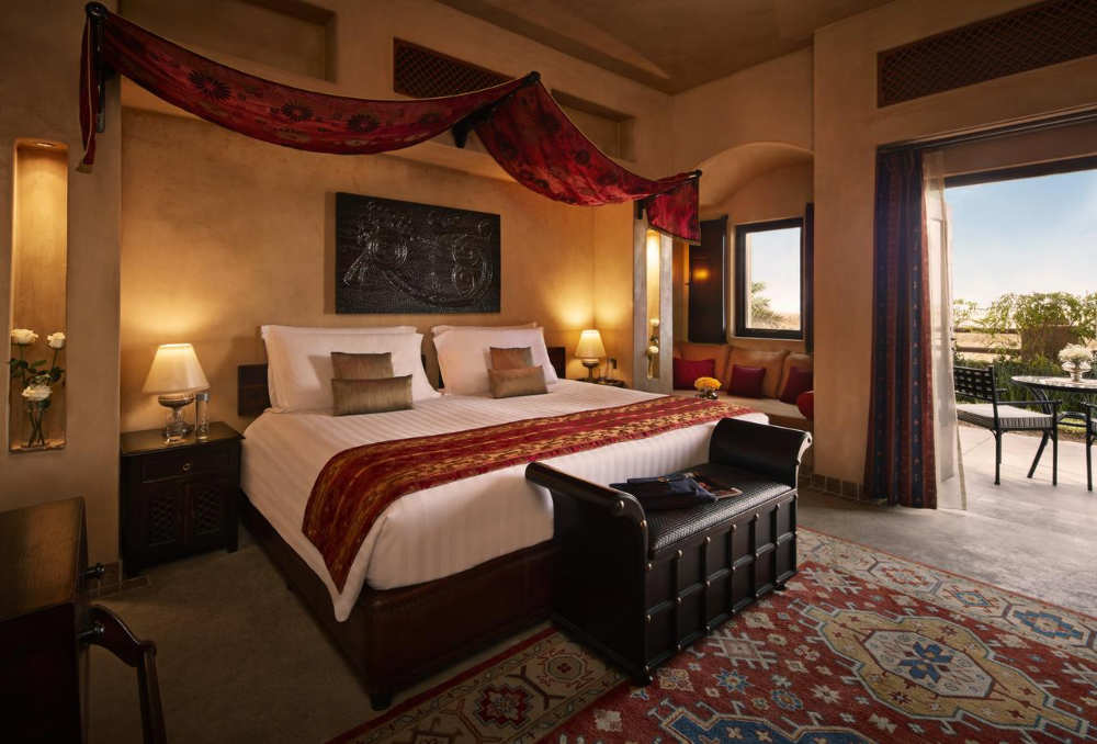 Bab Al Shams Desert Resort and Spa