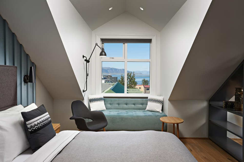 Mejores Hoteles en Reykjavik