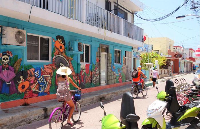 Dónde comer y hospedarse en Isla Mujeres, Centro y Playa Norte