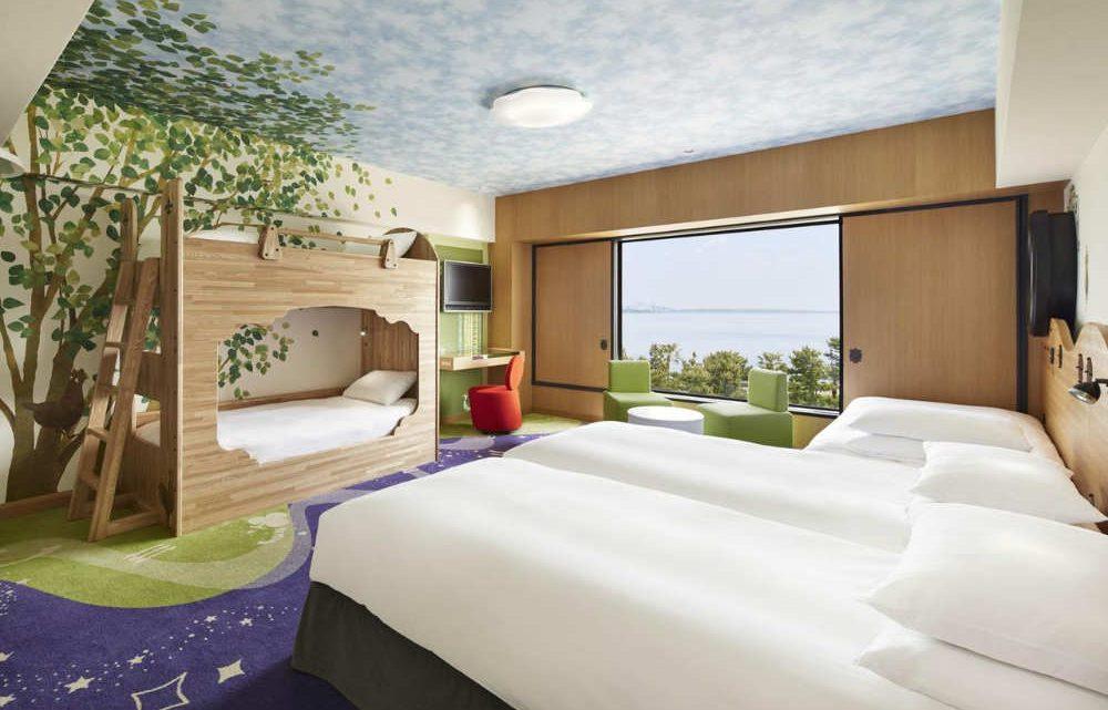 Hoteles Familiares en Tokio