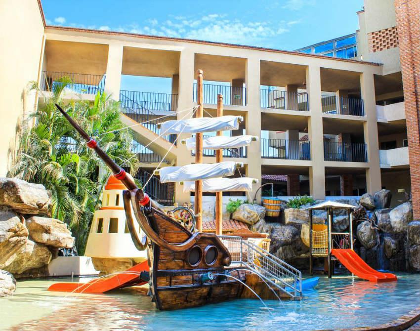 Mejores Hoteles Familiares en Mazatlán