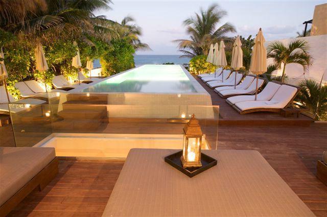 Hotel secreto isla mujeres