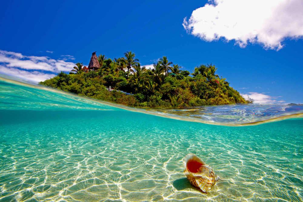 Mejor época para visitar Fiyi
