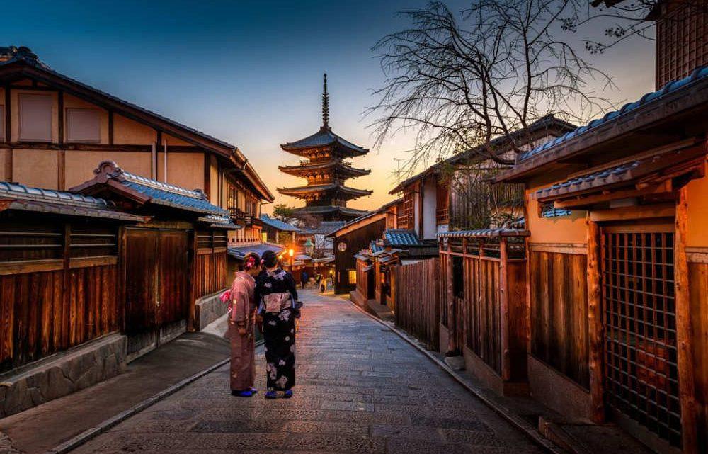 Mejor época para visitar Kioto