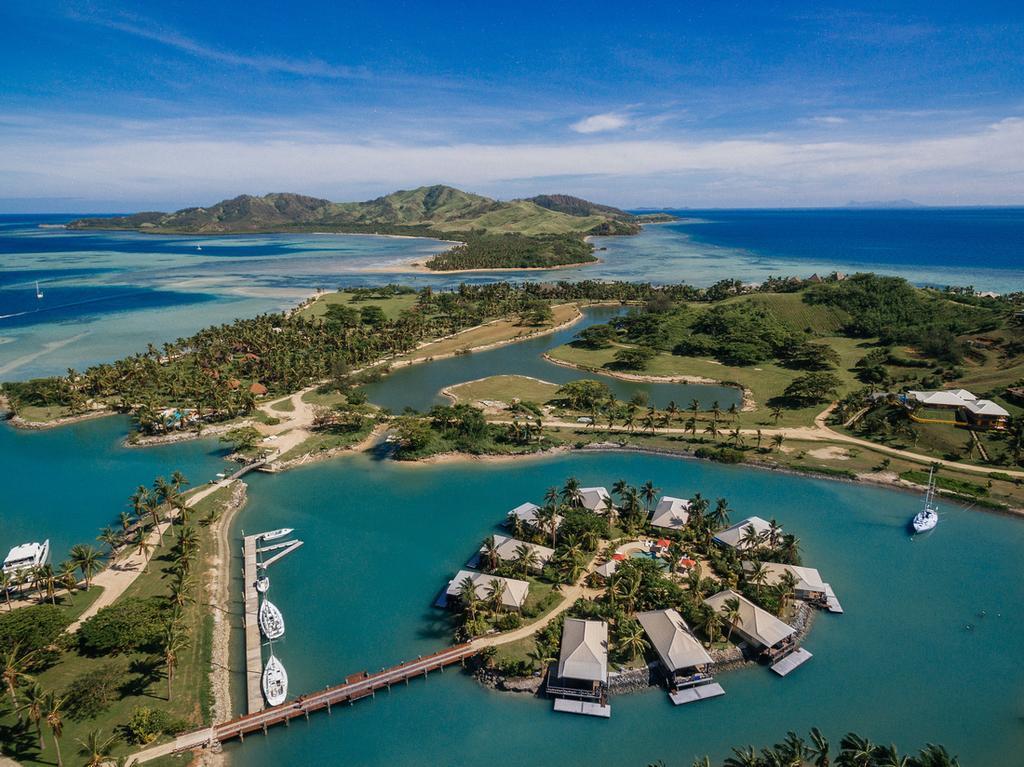 Musket Cove Island Resort.