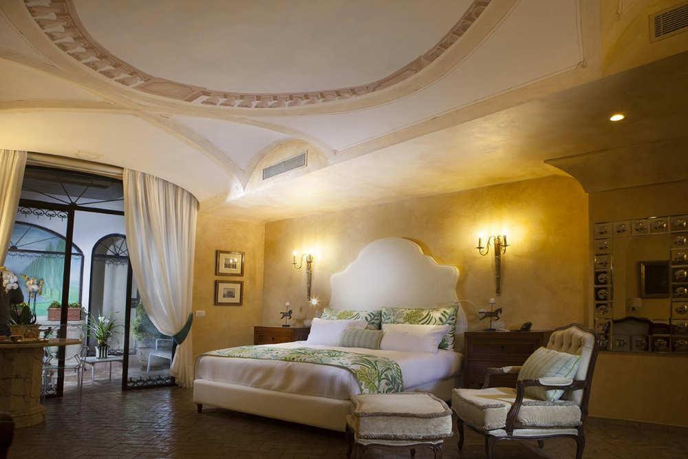 mejores hoteles en Sorrento