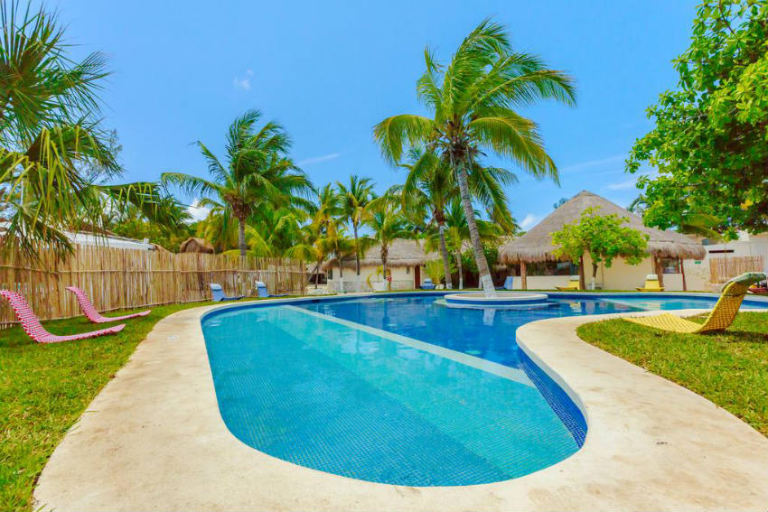 Paradise Suites isla mujeres