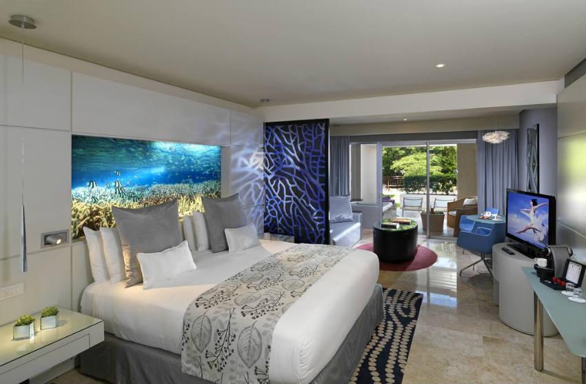 Paradisus La Perla All Inclusive Playa Del Carmen: Hoteles lujosos de playa del carmen