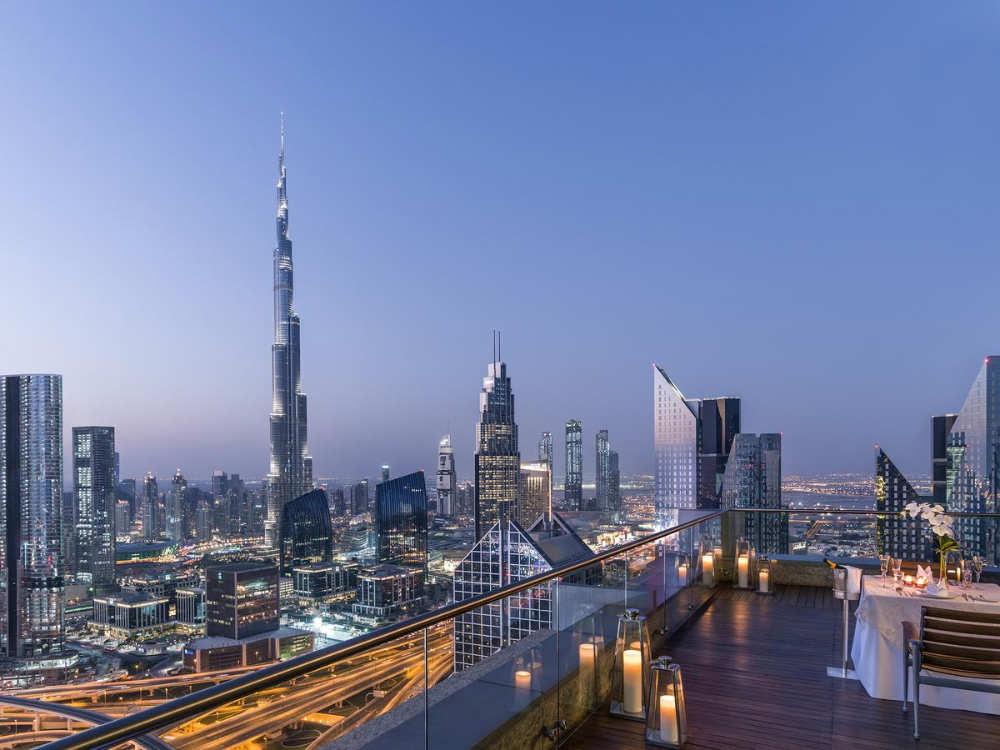 Mejores Hoteles en Dubai