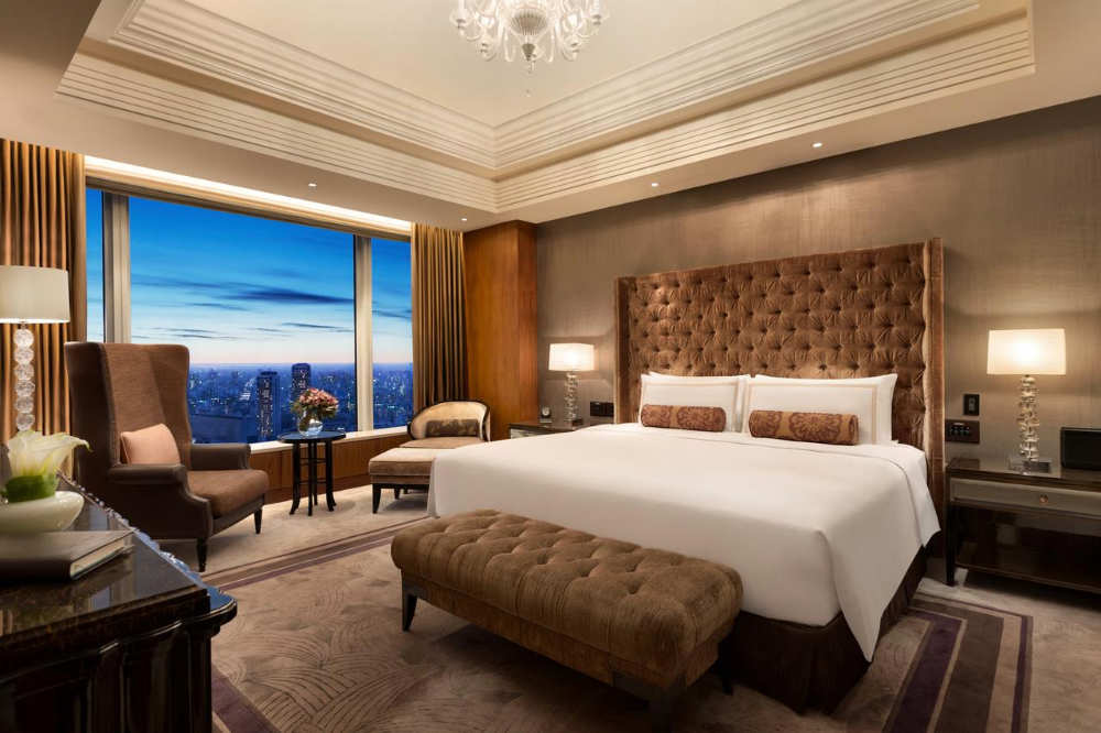 Shangri-La Hotel- Tokyo