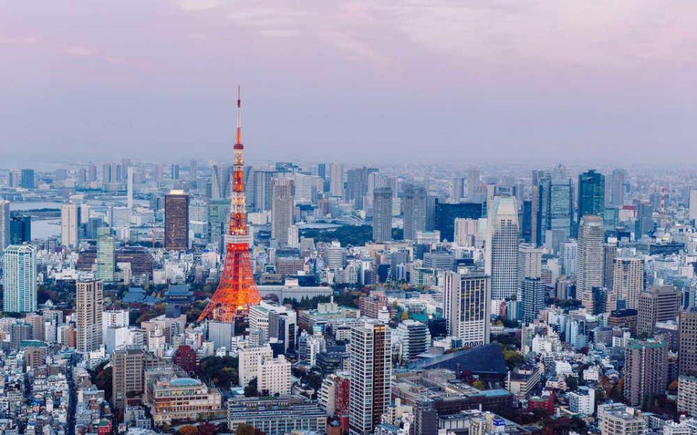 Mejor época para visitar Tokyo