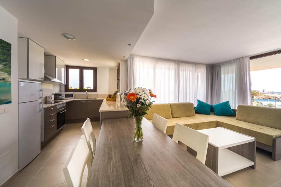 Aparthotel Ferrer Skyline - apartamentos baratos menorca