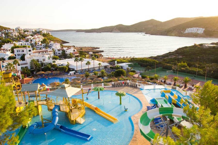 Mejores Hoteles Para Niños en Menorca