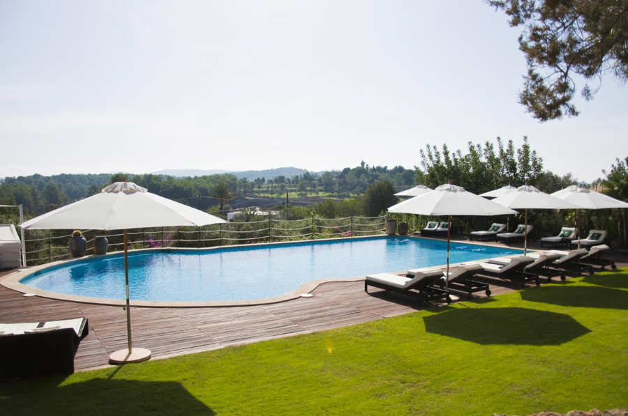 Cas Gasi Casa Rural - hoteles de lujo ibiza