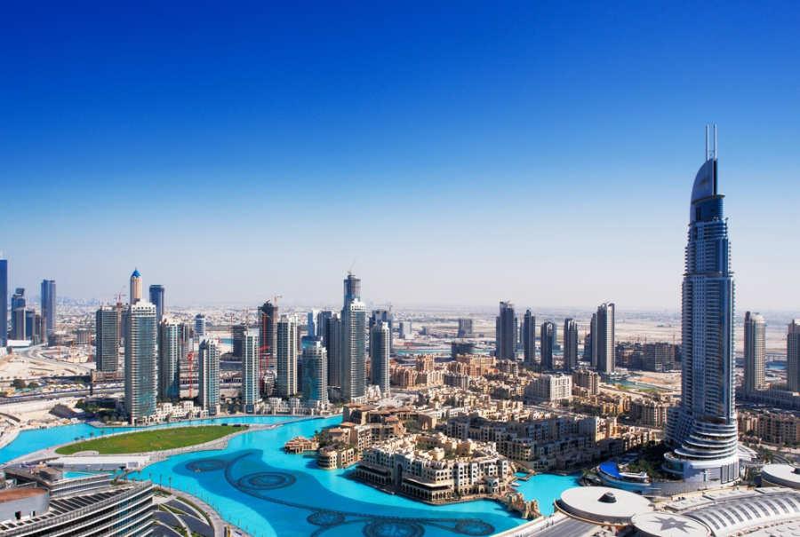 Dónde alojarse en Dubai