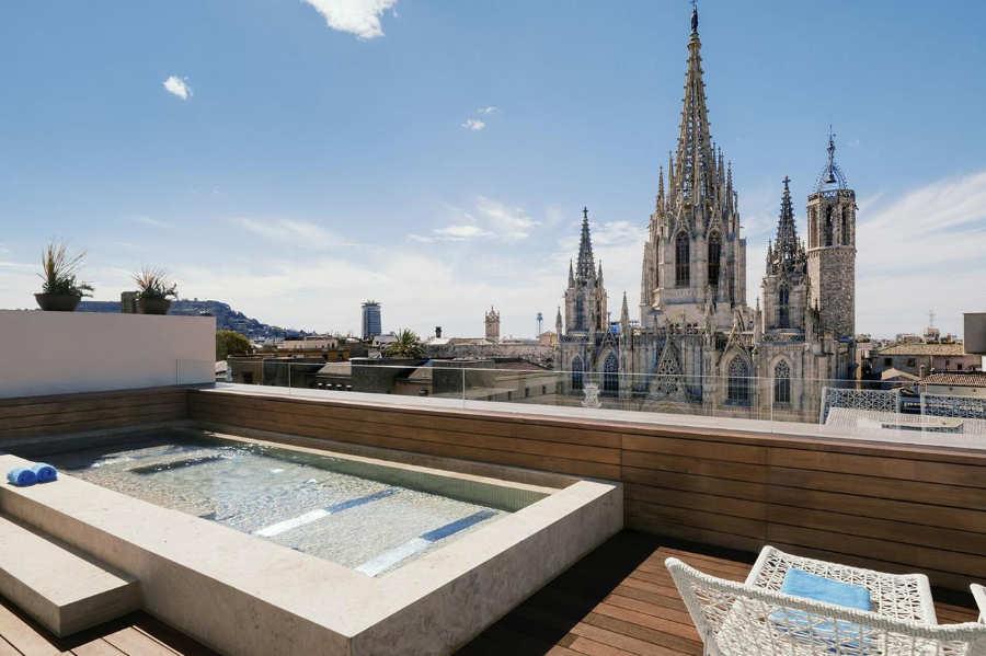 Mejores Hoteles Familiares en Barcelona