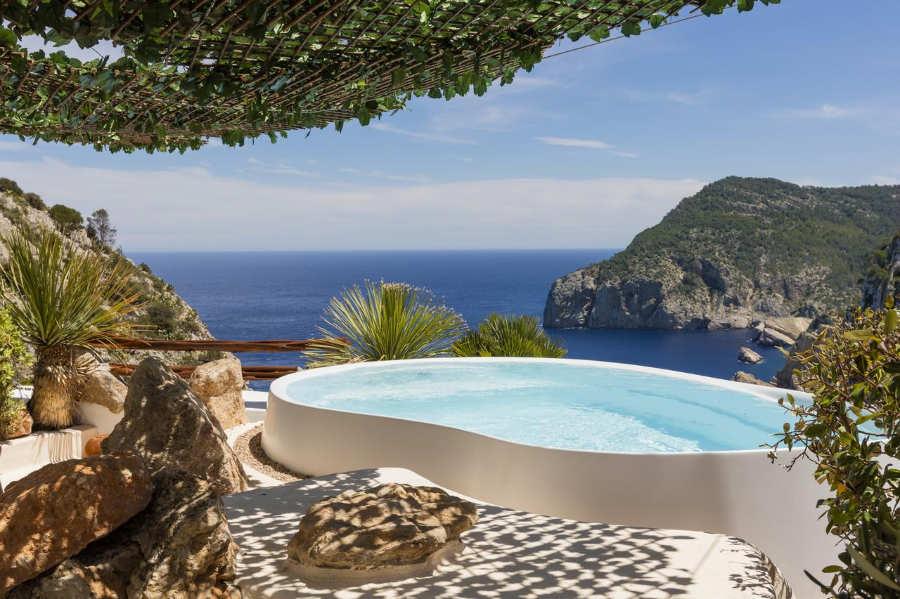 Hacienda Na Xamena, Ibiza hoteles de lujo