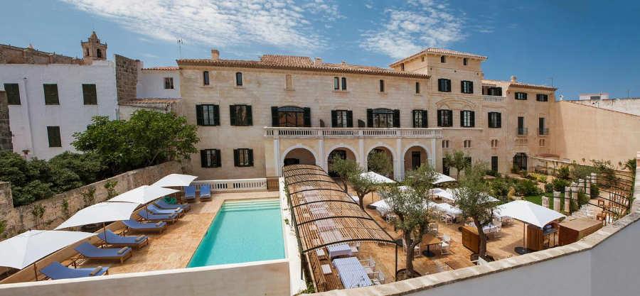 Hotel Can Faustino - hoteles en menorca