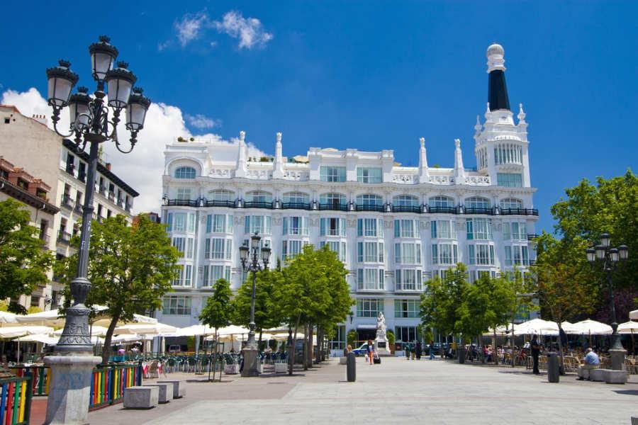 Huertas - donde alojarse en madrid