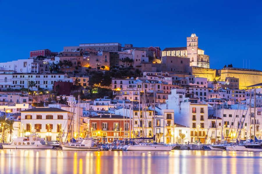 Ibiza ciudad - donde alojarse en ibiza