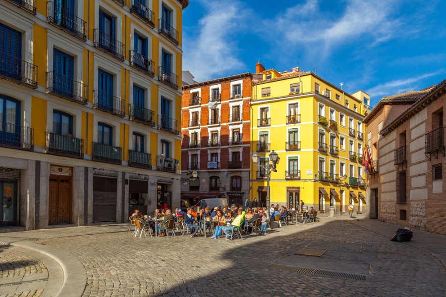 La Latina - dónde dormir en madrid