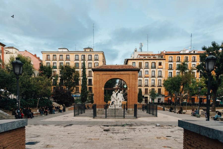 Malasana - dónde alojarse en madrid
