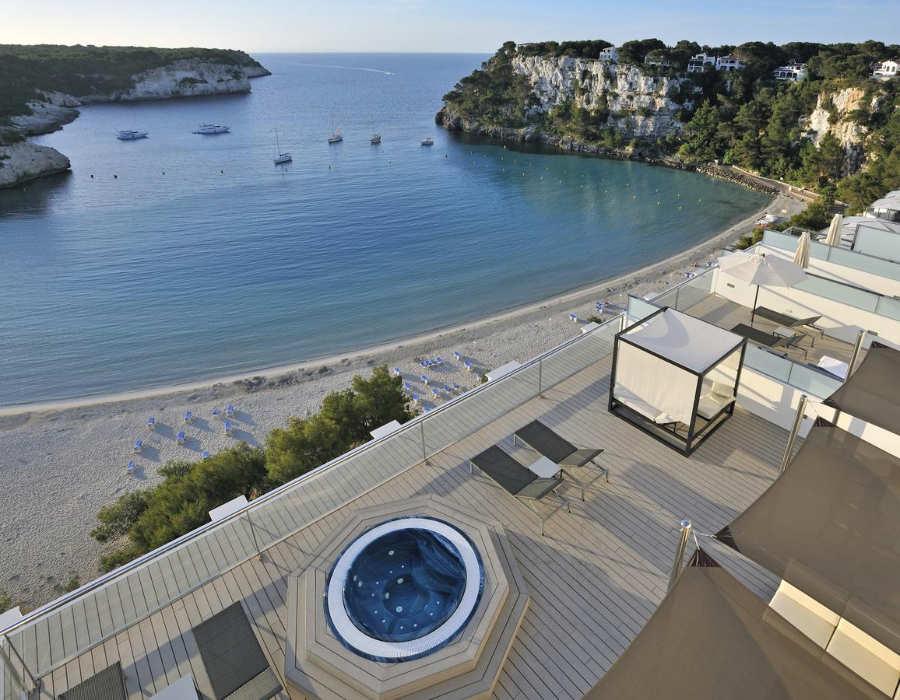 Meliá Cala Galdana - mejores hoteles en menorca