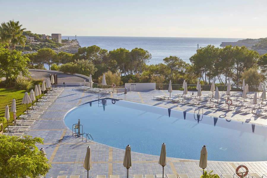 Blau PortoPetro Beach Resort & Spa - hoteles para familias mallorca