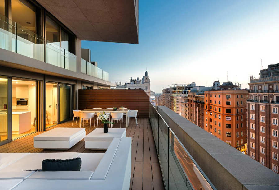 Gran Vía Capital - hoteles familiares madrid