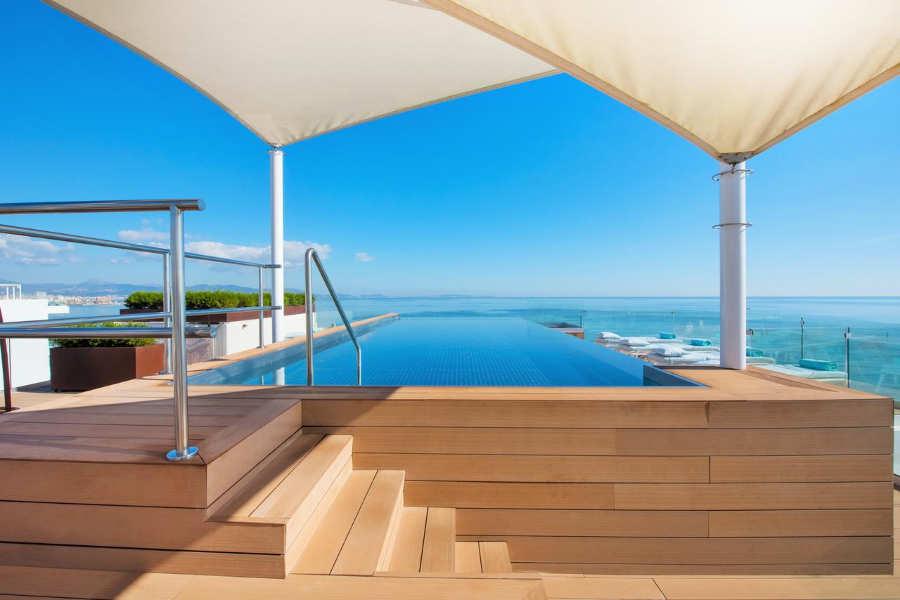 Iberostar Selection Playa de Palma - hoteles para niños en mallorca