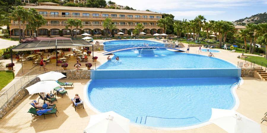 Mon Port Hotel & Spa - hoteles para niños mallorca