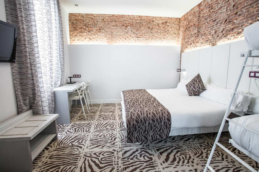 Petit Palace Lealtad Plaza - hoteles para niños madrid