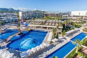 Zafiro Palace Alcudia - hoteles para niños mallorca