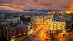 mejor epoca para visitar madrid