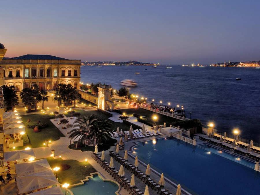 Çırağan Palace Kempinski Istanbul - mejores hoteles estambul
