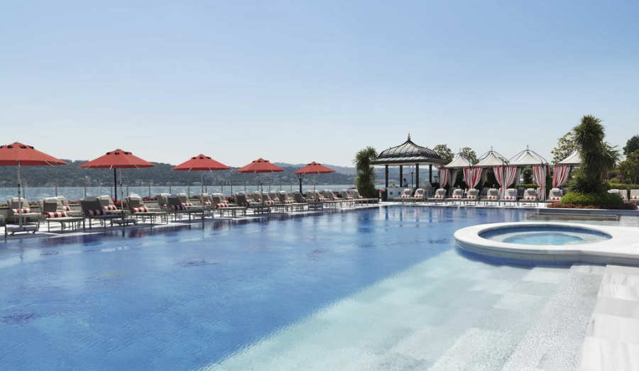 Four Seasons Hotel Istanbul at the Bosphorus - mejores hoteles estambul