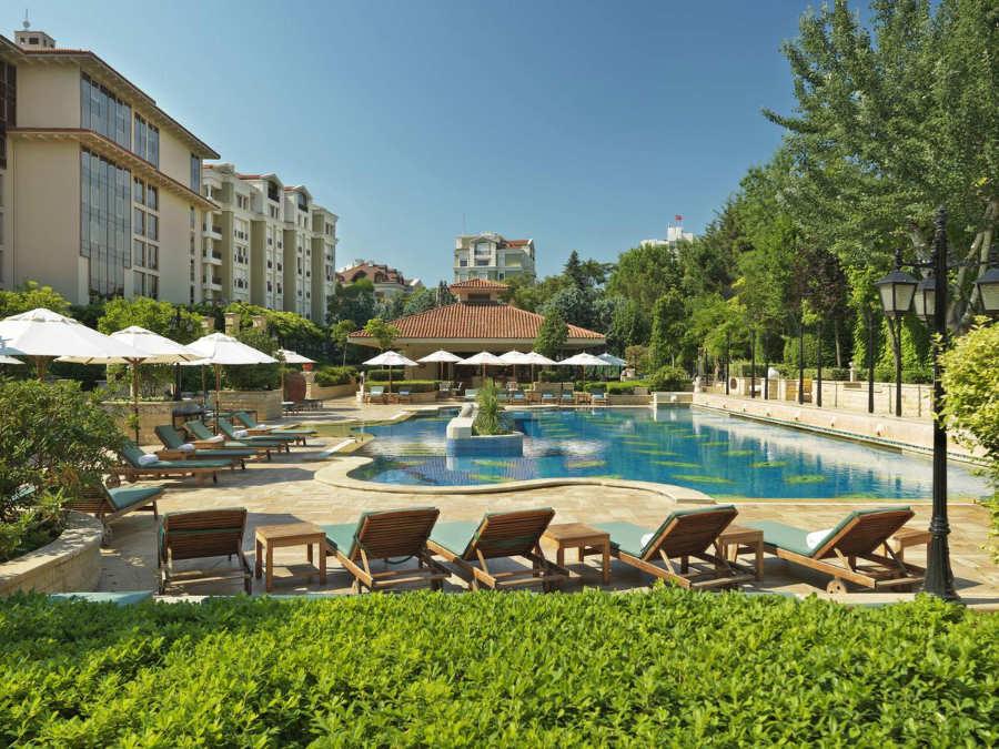 Grand Hyatt Istanbul - hoteles para niños en estambul