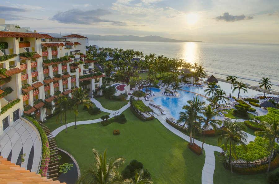 Grand Velas Riviera Nayarit - hoteles luna de miel en mexico